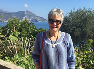 Lilian Terry in Nice, France